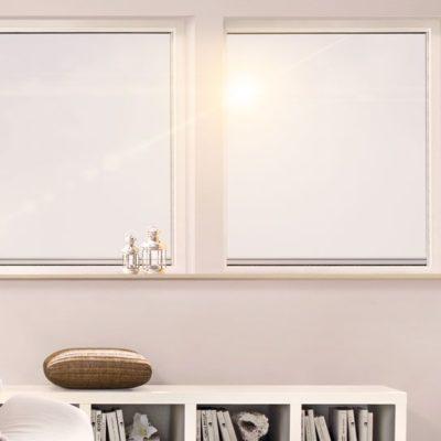 Insektenschutz Rollo für verschiedenste Fenster